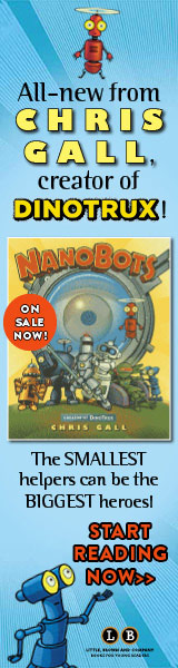 Little, Brown Books for Young Readers: Nanobots by Chris Gall