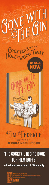 Running Press: Gone With the Gin by Tim Federle