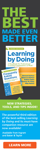 Solution Tree: Learning by Doing by Richard DuFour & Rebecca DuFour