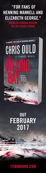 Titan Books: The Killing Bay by Chris Ould