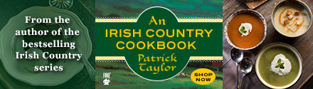Forge: An Irish Country Cookbook by Patrick Taylor