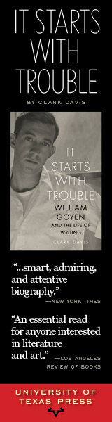 University of Texas Press: It Starts with Trouble by Clark Davis