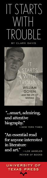 University of Texas Press: It Starts with Trouble by Clark Davis