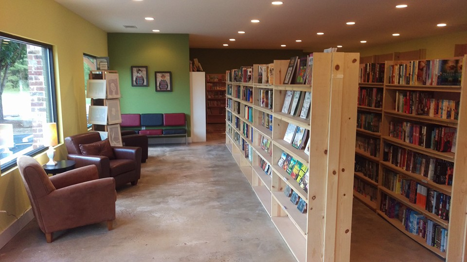 Greg And Stephanie Phillips Have Relocated Their Walls Of Books Store From  Athens To A Storefront At 1971 Hog Mountain Road, Suite 130, In  Watkinsville, Ga. ...