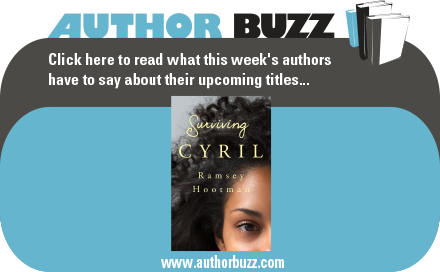 AuthorBuzz for the Week of 08.22.17