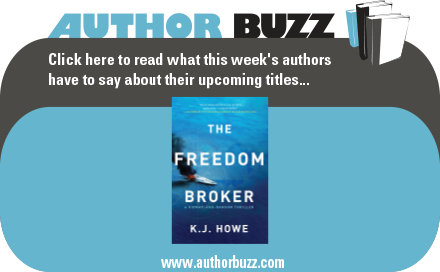AuthorBuzz for the Week of 01.17.17