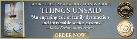 She Writes Press: Things Unsaid by Diana Y. Paul