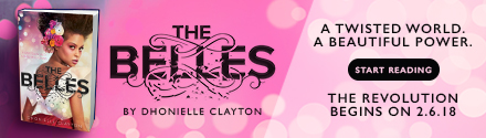 Freeform: The Belles by Dhonielle Clayton