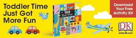 DK: 100 First Words - Download Your Free Activity Kit