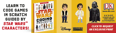 DK Publishing: Star Wars Coding Projects by Jon Woodcock