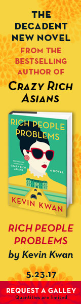 Doubleday Books: Rich People Problems by Kevin Kwan