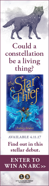 Little, Brown Books for Young Readers: The Star Thief by Lindsey Becker