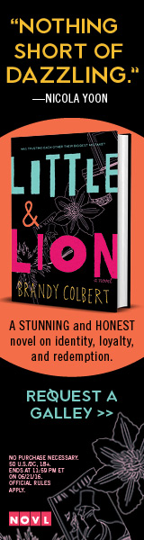 Little, Brown Books for Young Readers: Little & Lion by Brandy Colbert