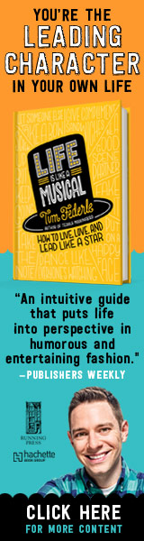 Running Press Book Publishers: Life Is Like a Musical: How to Live, Love, and Lead Like a Star by Tim Federle