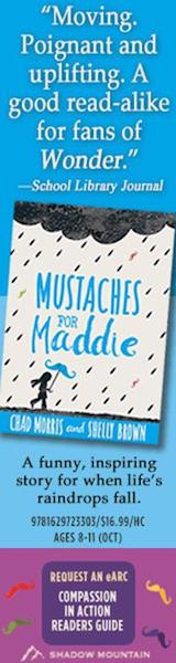 Shadow Mountain: Mustaches for Maddie by Chad Morris and Shelly Brown