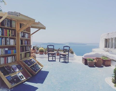 Bookstore terrace of the day atlantis books shelf awareness for The terrace book