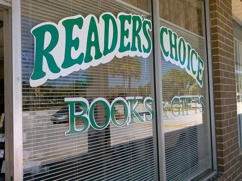 Happy 20th Birthday Readers Choice Bookstore