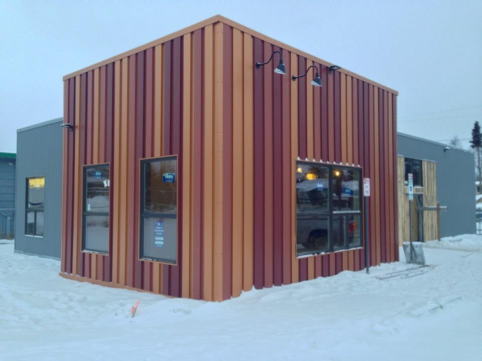 Writer S Block Cafe Anchorage
