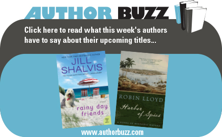 AuthorBuzz for the Week of 05.21.18