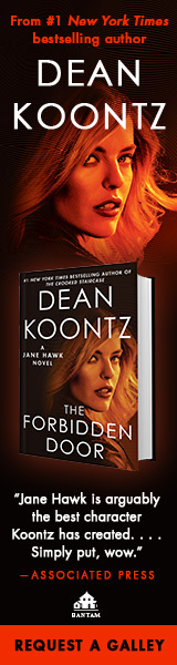 Bantam: The Forbidden Door (Jane Hawk #4) by Dean Koontz