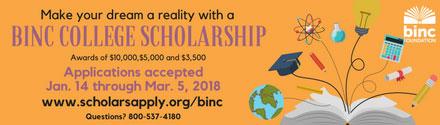 Binc Foundation: Bookseller College Scholarship