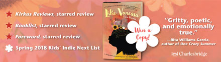 Charlesbridge Publishing: Like Vanessa by Tami Charles
