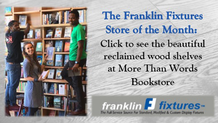 Franklin Fixtures Store of the Month - More Than Words Bookstore