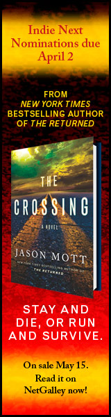 Park Row: The Crossing by Jason Mott