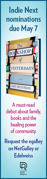 Park Row: The Bookshop of Yesterdays by Amy Meyerson