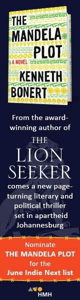 Houghton Mifflin: The Mandela Plot by Kenneth Bonert