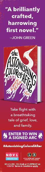 Little, Brown Books for Young Readers: The Astonishing Color of After by Emily X.R. Pan