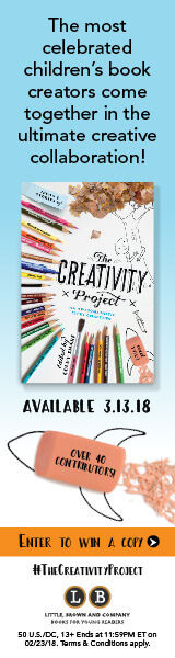 Little, Brown Books for Young Readers: The Creativity Project: An Awesometastic Story Collection edited by Colby Sharp