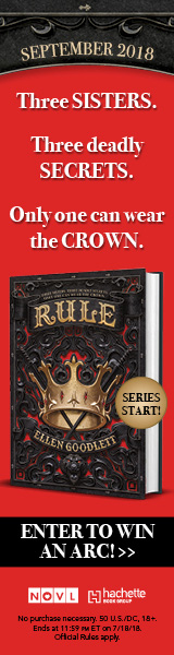 Little, Brown Books for Young Readers: Rule by Ellen Goodlett