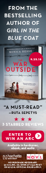 Little, Brown Books for Young Readers: War Outside by Monica Hesse