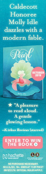 Little, Brown Books for Young Readers: Pearl by Molly Idle