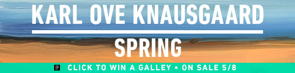 Penguin Press: Spring by Karl Ove Knausgaard