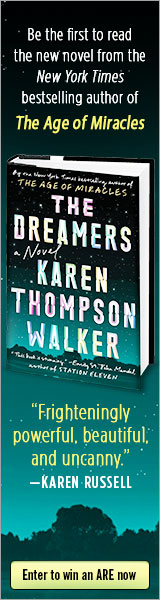 Random House: The Dreamers by Karen Thompson Walker