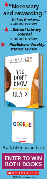 Scholastic Press: You Don't Know Everything, Jilly P! by Alex Gino