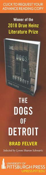 University of Pittsburgh Press: The Dogs of Detroit: Stories by Brad Felver