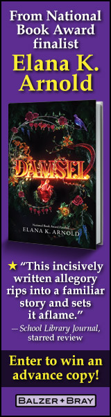 Balzer & Bray: Damsel by Elana K. Arnold
