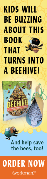 Workman Publishing: Turn This Book Into a Beehive!: And 19 Other Experiments and Activities That Explore the Amazing World of Bees by Lynn Brunelle