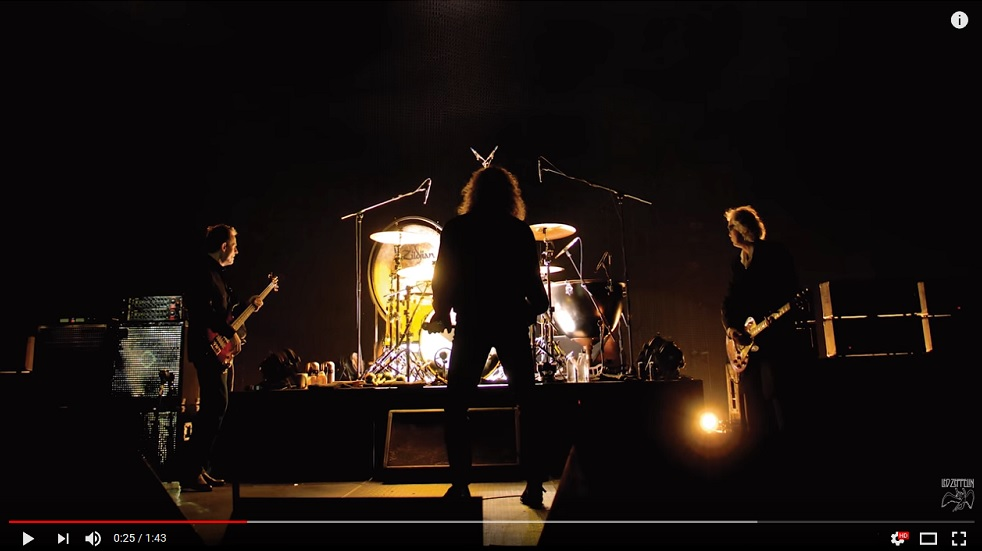 Book Trailer of the Day: Led Zeppelin by Led Zeppelin