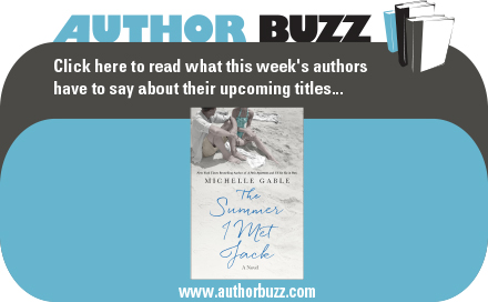 AuthorBuzz for the Week of 04.23.18
