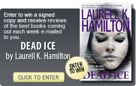 Click here to enter a giveaway for Dead Ice by Laurell K. Hamilton