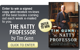 Click here to enter a giveaway for THE NATTY PROFESSOR by Tim Gunn