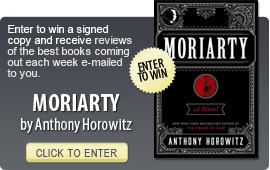Click here to enter a giveaway for MORIARTY by Anthony Horowitz