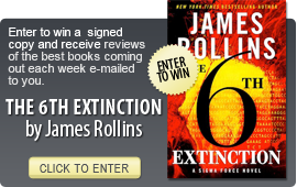 Click here to enter a giveaway for The 6th Extinction by James Rollins