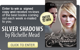 Click here to enter a giveaway for Silver Shadows by Richelle Mead