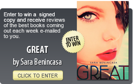 Click here to enter a giveaway for GREAT by Sara Benincasa!
