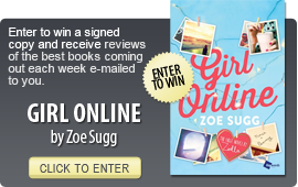 Click here to enter a giveaway for GIRL ONLINE by Zoe Sugg